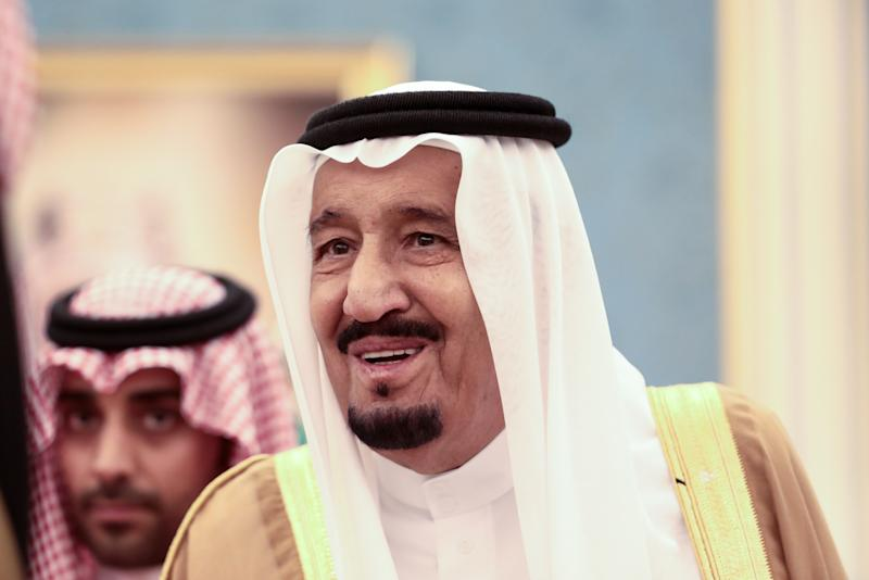 Saudi king 'firmly denies' any role in Khashoggi mystery; Pompeo en route