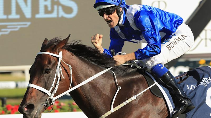 'Incredible' Winx beats Black Caviar's record with 26th straight win
