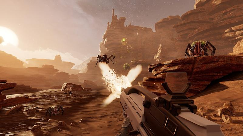 "Der Mai ist fest in der Hand der Science-Fiction-Veröffentlichungen - vom Virtual-Reality-Shooter ""Farpoint VR"" bis hin zum Trekkie-Abenteuer ""Star Trek: Bridge Crew""."
