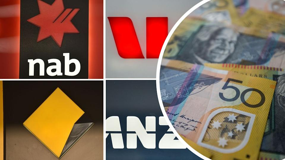 The Commonwealth Bank has hiked interest rates. (Images: Getty).