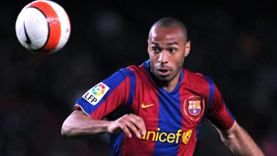 Thierry Henry | Etsuo Hara/Getty Images
