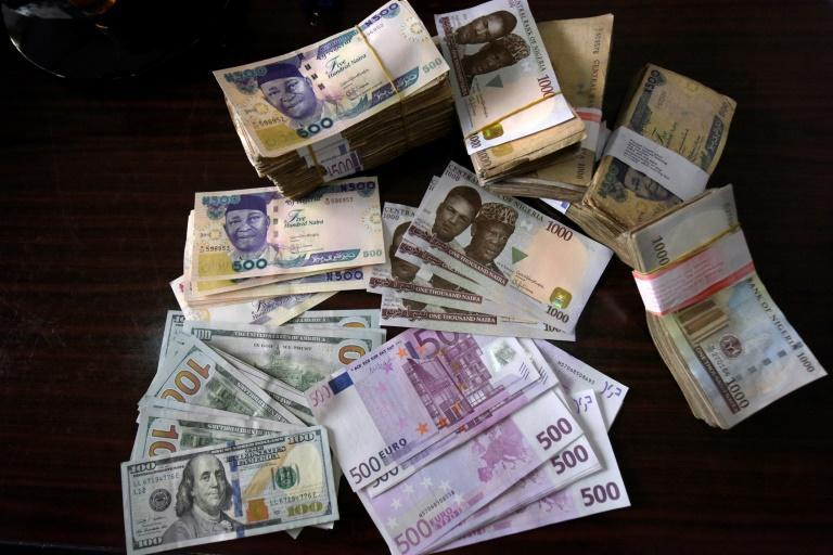 Nigeria's central bank twice devalued the naira last year