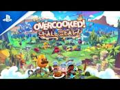 """<p><strong>PS5 Release Date: November 12 (launch title)<br></strong><a class=""""link rapid-noclick-resp"""" href=""""https://www.amazon.com/Overcooked-All-You-Can-Eat-PlayStation/dp/B08HQ4XV5F?tag=syn-yahoo-20&ascsubtag=%5Bartid%7C10054.g.32711498%5Bsrc%7Cyahoo-us"""" rel=""""nofollow noopener"""" target=""""_blank"""" data-ylk=""""slk:Buy"""">Buy</a></p><p>True story, I played <em>Overcooked!</em> with my family, and it ended with my nine-year-old brother screaming at me. So it's a fun game, kind of like <em>Fortnite</em> in that regard. The """"nine-year-old screaming at you"""" regard, not the gameplay. The gameplay sees you and your """"friends"""" trying to run a wacky little kitchen where silly things keep happening. Like fires, or sharks, or earthquakes. It's a fantastic party title, and <em>All You Can Eat </em>features every little bit of content from the first two titles for a nice $50 price tag. Considering it's one of the only party games launching on PS5, it's a must for your collection. <br></p><p><a href=""""https://youtu.be/H-FR-apUaX0"""" rel=""""nofollow noopener"""" target=""""_blank"""" data-ylk=""""slk:See the original post on Youtube"""" class=""""link rapid-noclick-resp"""">See the original post on Youtube</a></p>"""