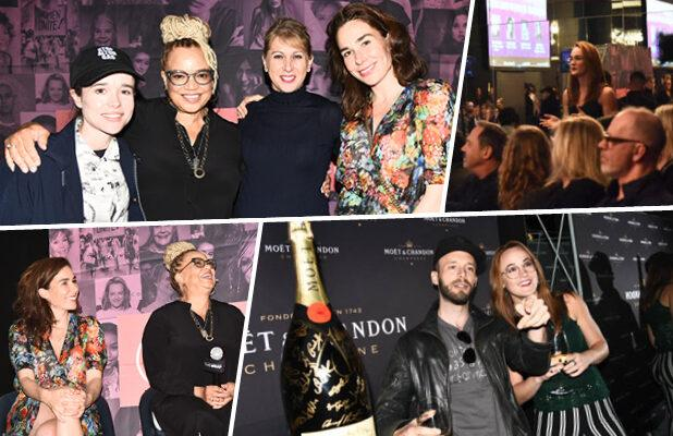 The Scene at Power Women Toronto 2019: Ellen Page, Kasi Lemmons and More (Photos)