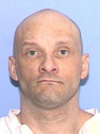 Texas Department of Criminal Justice photo of death row inmate Christopher Wilkins