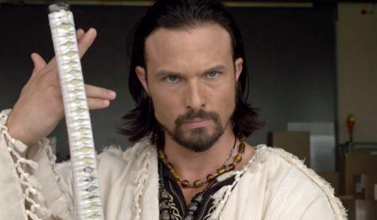 Ricardo Medina Jr. as Deker in Power Rangers Samurai- Credit Saban