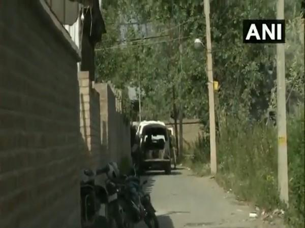 A visual from encounter site. (Photo/ANI)