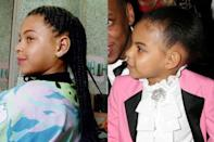 <p>Beyonce's five-year-old is often said to more look like her dad, Jay-Z. However, in this throwback photo of Queen Bey shared, she looks the spitting image of Blue Ivy. Photo: Instagram </p>