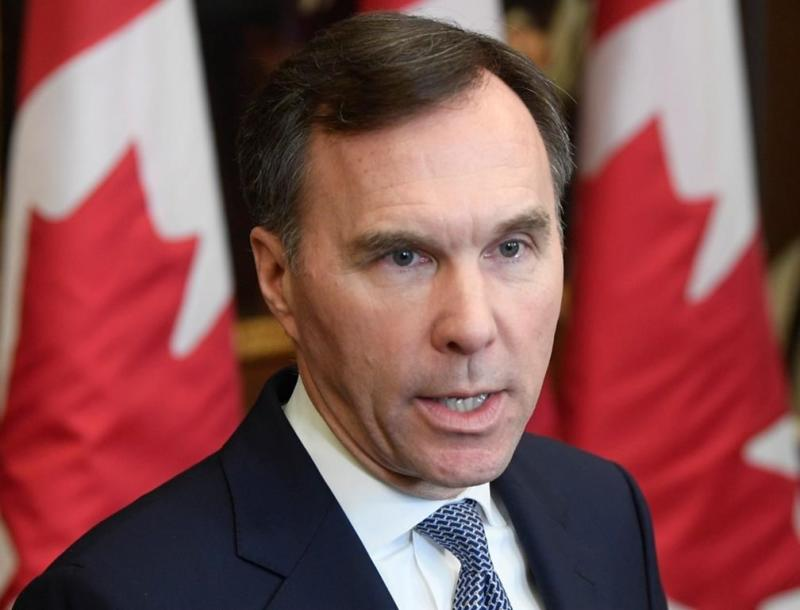 Liberals' fiscal update shows billions more in deficits but steady economy