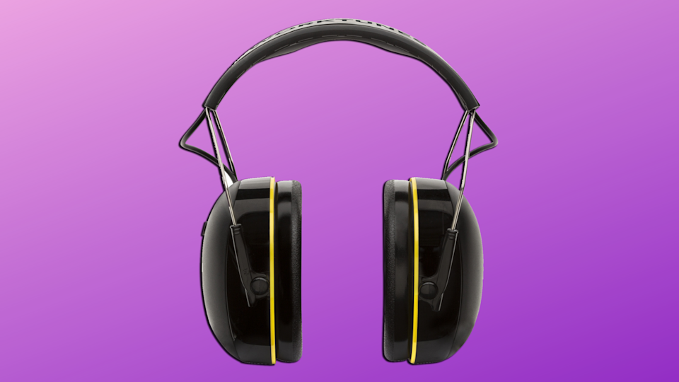 These headphones are a must-have for any loud workplace. (Photo: Amazon)