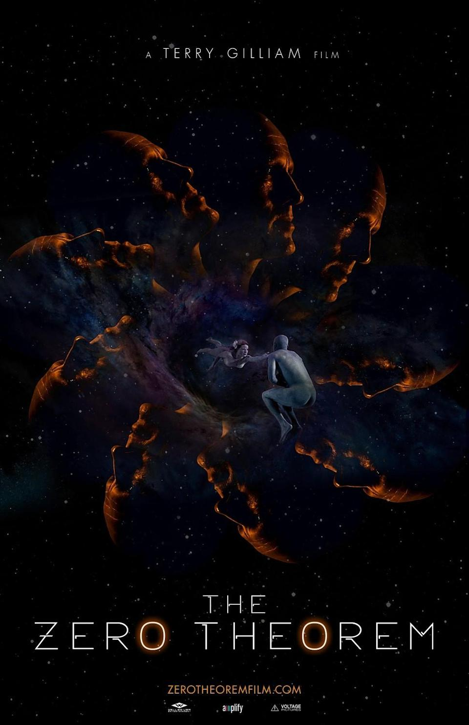 <p><b>Why it was banned:</b> Christoph Waltz's bare bottom, floating through space, upsetting lots of easily-offended aliens. Even though Waltz's bum is barely visible in the poster, and it's about as far from sexual as a bum is possible to get, the MPAA still refused to approve the poster. Party poopers.</p>