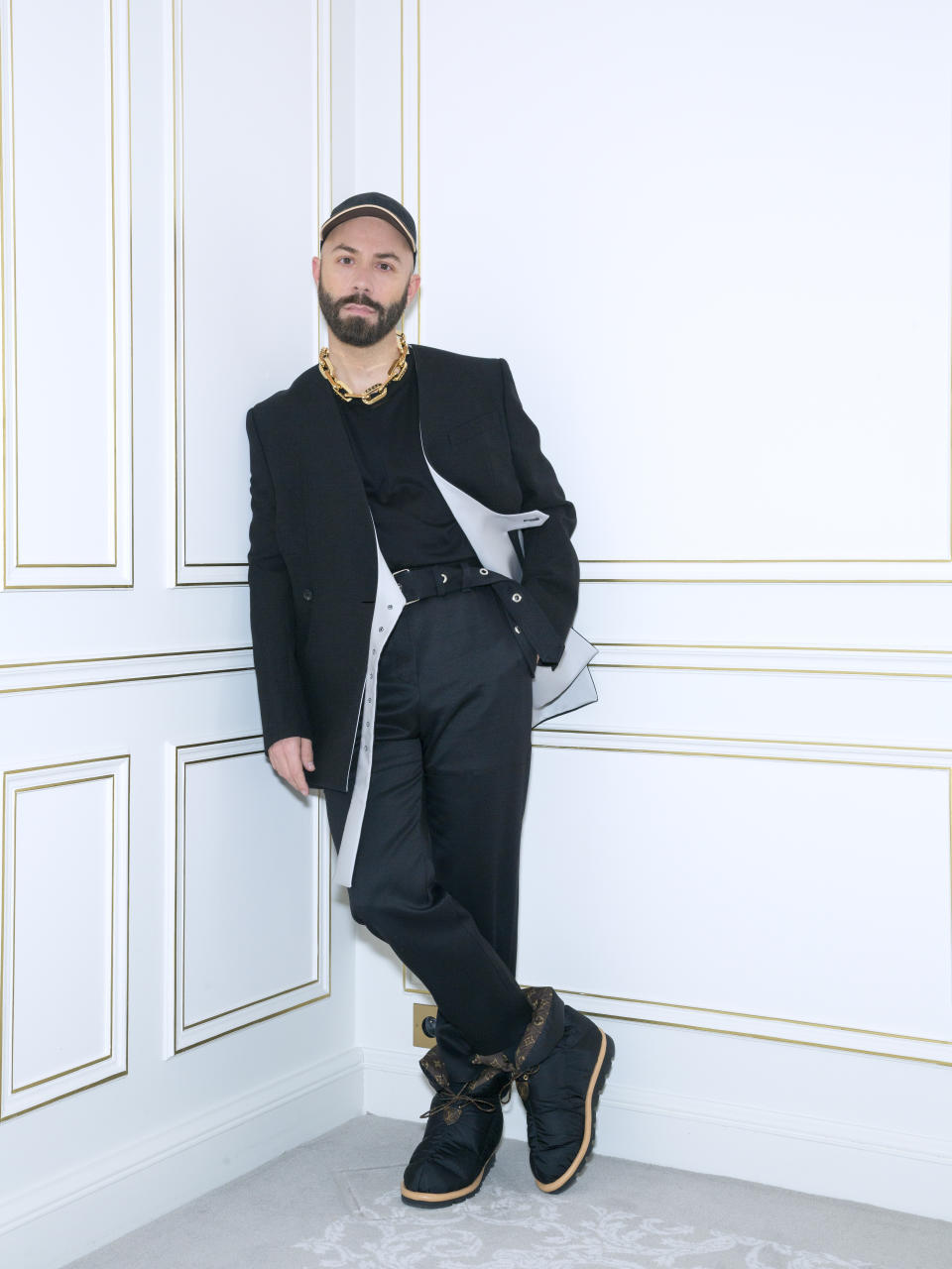 Woodkid. (PHOTO: Louis Vuitton)