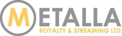 Metalla Royalty & Streaming (CNW Group/Metalla Royalty and Streaming Ltd.)