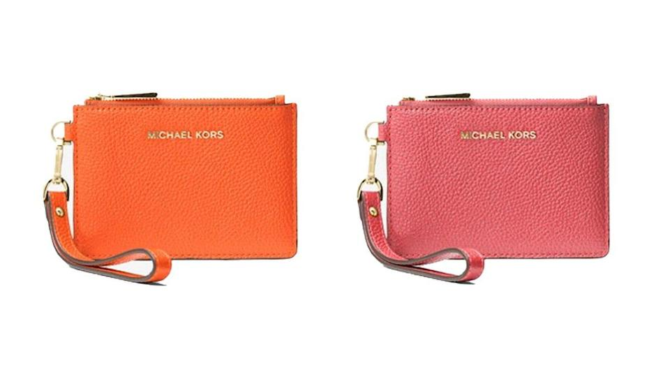This wallet is a steal in two sunny shades.