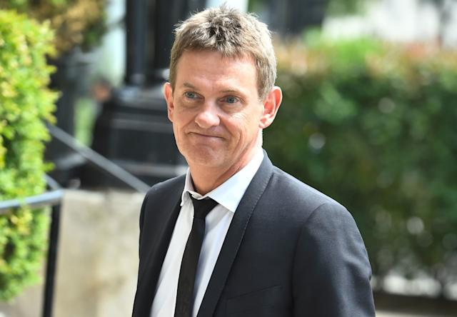 Matthew Wright says he has been offered a new contract with TalkRadio (Credit: PA)