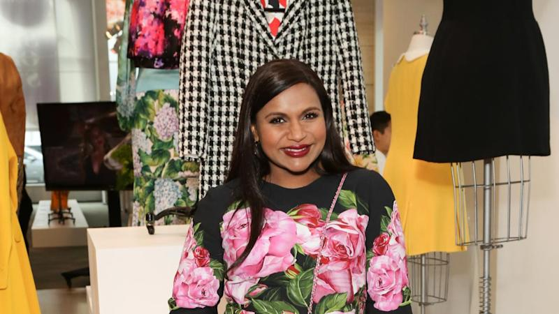 Mindy Kaling Didn't List Her Baby's Father's Name on Birth Certificate