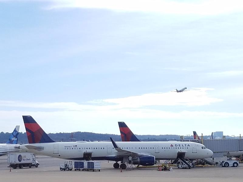 Delta Airlines is suspending flights this week to 10 airports across the country, including Manchester-Boston Regional Airport in New Hampshire and T.F. Green International Airport in Providence, Rhode Island.