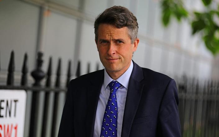 Gavin Williamson - Aaron Chown/PA Wire