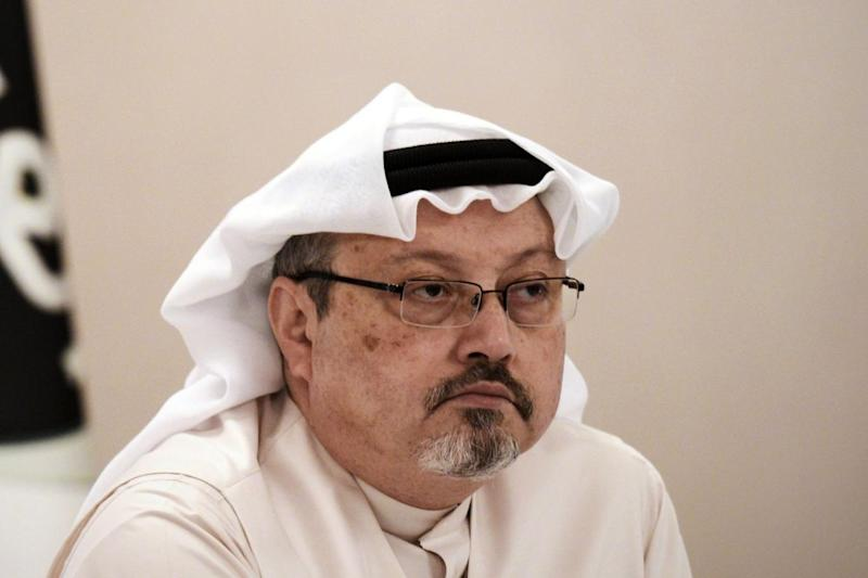 Jamal Khashoggi: the journalist has been missing for two weeks (AFP/Getty Images)