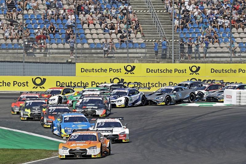 Berger: DTM may need to be