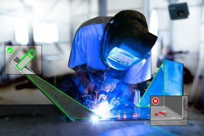FARO BuildIT Projector Software allows the FARO Tracer SI Imaging Laser Projector to perform templating for welding applications. BuildIT and Tracer SI also perform In-Process Verification (IPV) after user-determined steps of the assembly process.