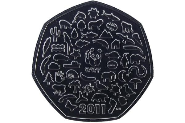 2011 WWF 50p coin (Image: Check Your Change)