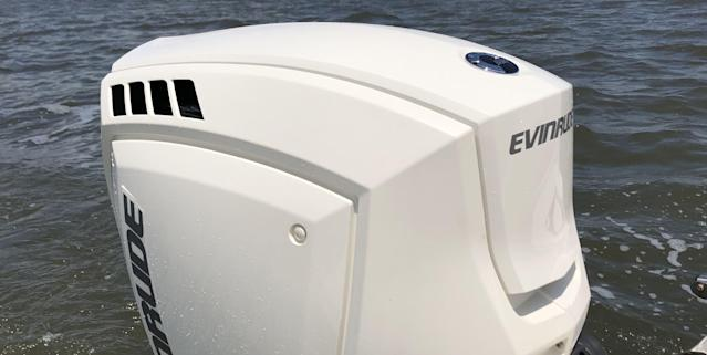 Evinrude's New E-TEC 150 Is the Most Efficient Boat Engine