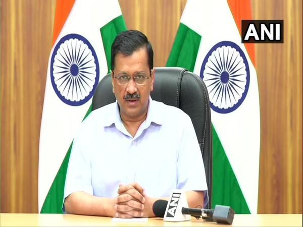 Delhi Chief Minister Arvind Kejriwal [Photo/ANI]