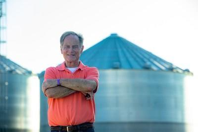 Steve McKaskle, a leading organic rice farmer, is participating in AgriCapture's new 50,000-acre greenhouse gas emission reduction project.