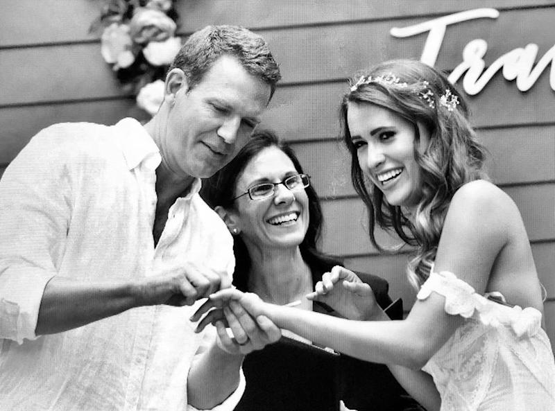 The Doctors' Travis Stork and Parris Bell Are Married! — 'It Was Perfect'