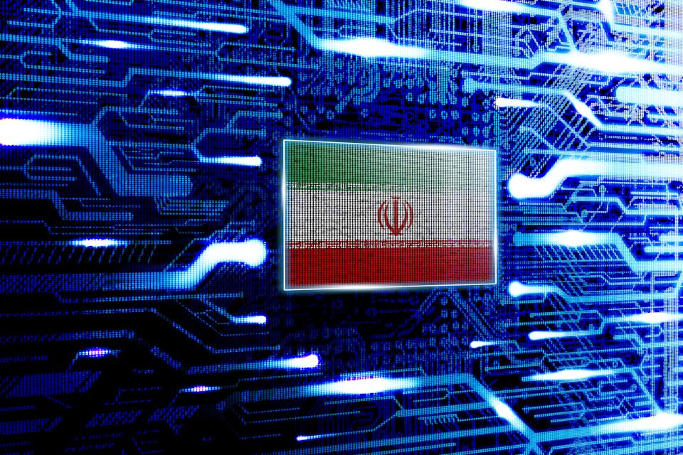 Iran has the capacity to launch a cyberattack. (Getty)