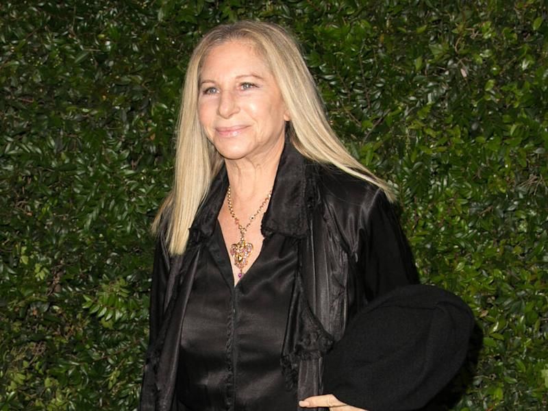 Barbra Streisand: 'Donald Trump is mentally and morally unfit to be U.S. President'