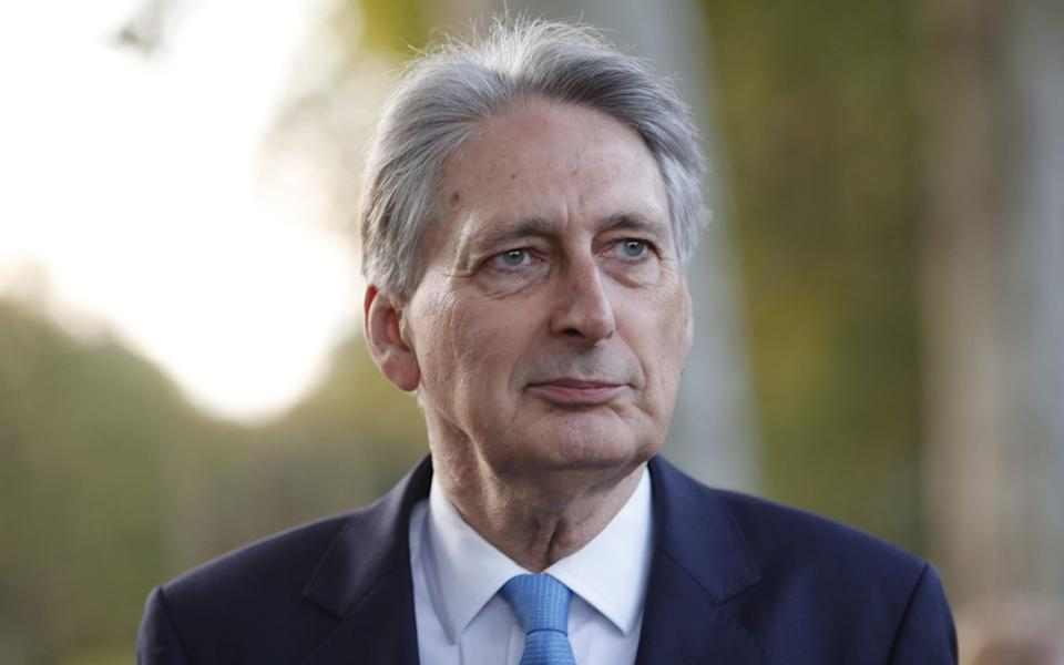 Philip Hammond upgrades to the House of Lords - Heathcliff O'Malley