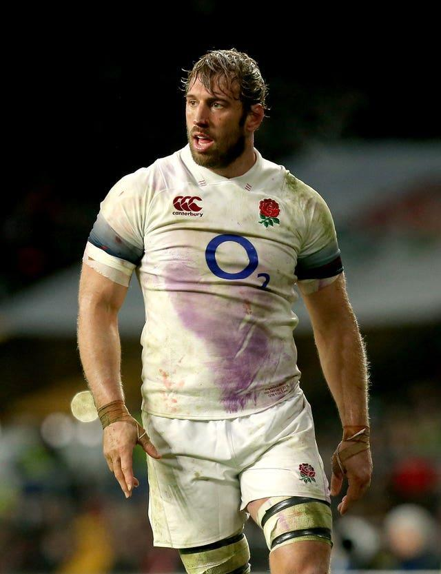 Chris Robshaw won 66 caps for England and led the team at the 2015 World Cup