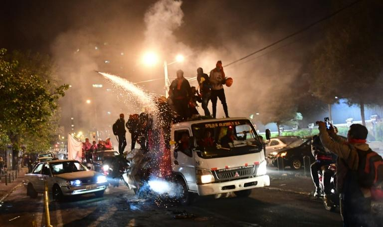 News of the deal to reinstate fuel subsidies was met with joy on the streets of Ecuador's capital
