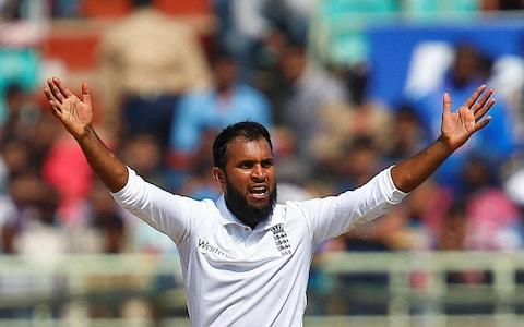 <span>Adil Rashid announced his decision to give up red ball cricket last week</span> <span>Credit: REUTERS/Danish Siddiqui </span>
