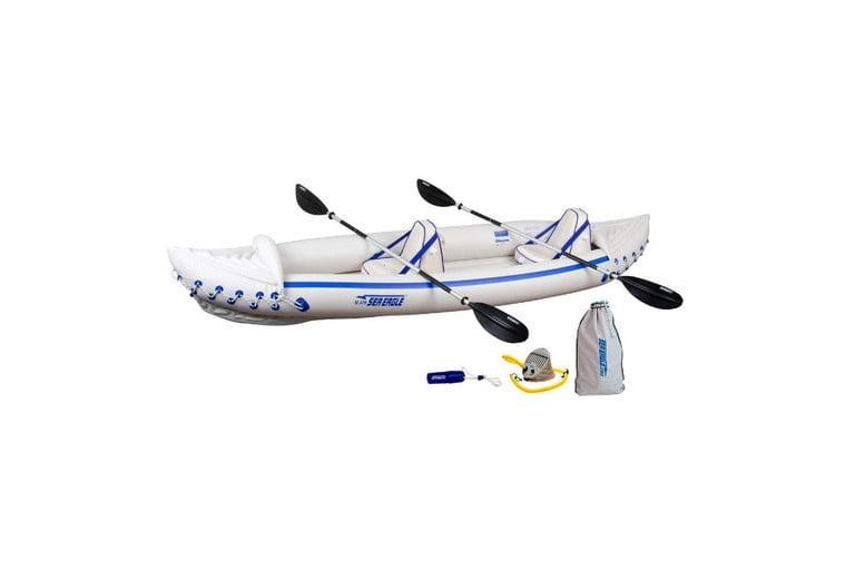 kayak modelo Sea Eagle 370 Pro