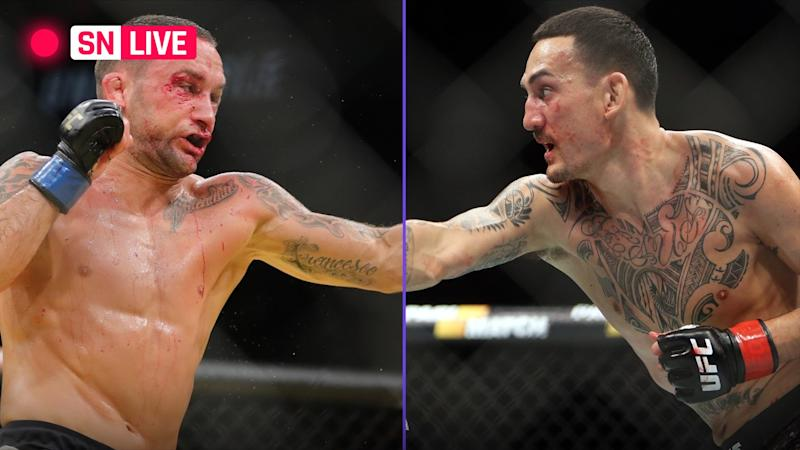 Ufc 240 Results Max Holloway Batters Frankie Edgar To Retain