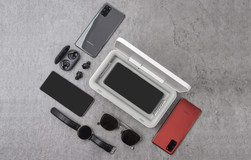 It can fit your phone, wallet, keys, sunglasses... (Photo: Amazon)