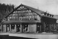 "<p>Take one look at the well-designed wooden structures in <a href=""http://townofscotia.com/article/history"" rel=""nofollow noopener"" target=""_blank"" data-ylk=""slk:Scotia, California, and it's clear that it benefits"" class=""link rapid-noclick-resp"">Scotia, California, and it's clear that it benefits</a> from being a town founded by a lumber company. The Pacific Lumber Company started operating in the area in the early 1880s, and by 1884 had built a bunkhouse for employees. </p><p>By 1887, the town had grown to include approximately 100 houses. A hotel was built shortly thereafter, providing accommodation for people visiting what was then the world's largest redwood sawmill. Scotia continued to expand in the early part of the 20th century, adding a school, theater, bank and hospital. By 1929, the population reached 1,000.</p><p>A large shopping center was built in 1950, though it was destroyed by a 1992 earthquake and rebuilt in 1994. The longtime owners of the Pacific Lumber Company sold it in the 1980s, and in 2007 it went bankrupt. In <a href=""https://www.history.com/news/5-famous-company-towns"" rel=""nofollow noopener"" target=""_blank"" data-ylk=""slk:2011 the residents of Scotia voted"" class=""link rapid-noclick-resp"">2011 the residents of Scotia voted</a> to become a self-governing town and its first elected officials took office in 2014. </p><p>Since then, people have been drawn to Scotia's natural setting and classic architecture both as <a href=""http://townofscotia.com/visit"" rel=""nofollow noopener"" target=""_blank"" data-ylk=""slk:new residents as well as visitors"" class=""link rapid-noclick-resp"">new residents as well as visitors</a>.</p>"