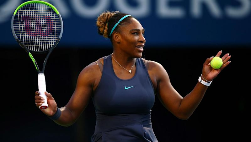 Serena Williams Powers Past No 1-Bound Naomi Osaka Since US Open Final, Simona Halep Retires Hurt