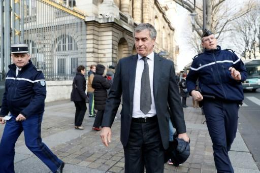 French 'tax evasion fighter' Cahuzac jailed for tax fraud