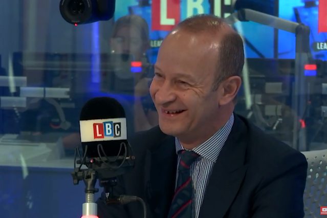 Henry Bolton and Jo Marney: Ousted Ukip leader admits he 'fibbed' about break up