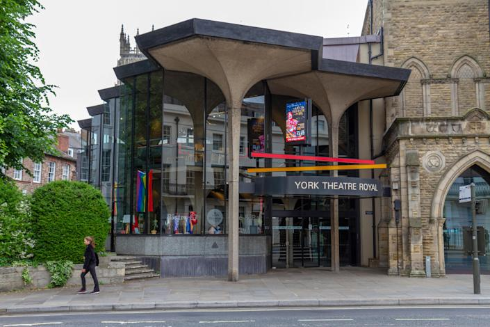 Renovated in 2016 by the London-based firm De Matos Ryan, the York Theatre Royal added a new front to its street façade. While the original structure has been an active theater site since the mid–18th century, the building has gone through a series of additions. This most recent addition goes a long way in proving the marriage between new and old can be a beautiful one if done right.