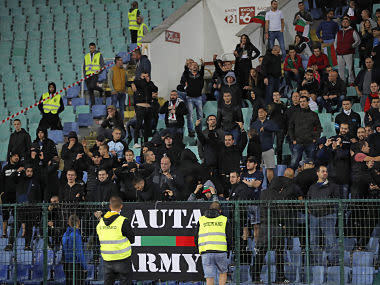 Euro 2020 qualifiers: Bulgaria teen indicted for 'grave hooliganism', four fined for racist abuse during England game