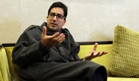 Kashmir: Former IAS officer Shah Faesal booked under Public Safety Act
