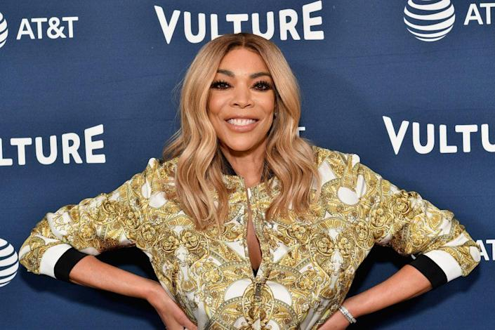 NEW YORK, NY – MAY 19: Television host Wendy Williams attends the Vulture Festival Presented By AT&T – Milk Studios, Day 1 at Milk Studios on May 19, 2018 in New York City. (Photo by Dia Dipasupil/Getty Images for Vulture Festival)