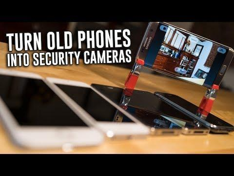 """<p>You don't have to drop tons of money for a simple home monitoring device. Just dig out an old smartphone, charge it up, and install a home surveillance app like <a href=""""https://apps.apple.com/us/app/presence-free-smart-home-motion/id618598211"""" rel=""""nofollow noopener"""" target=""""_blank"""" data-ylk=""""slk:Presence"""" class=""""link rapid-noclick-resp"""">Presence</a>, <a href=""""https://apps.apple.com/us/app/manything-home-security-camera/id639672976"""" rel=""""nofollow noopener"""" target=""""_blank"""" data-ylk=""""slk:Manything"""" class=""""link rapid-noclick-resp"""">Manything</a> or <a href=""""https://apps.apple.com/us/app/athome-camera-home-security/id305567000"""" rel=""""nofollow noopener"""" target=""""_blank"""" data-ylk=""""slk:AtHome Camera."""" class=""""link rapid-noclick-resp"""">AtHome Camera.</a></p><p>Just set up the old camera so that it's pointing in the direction of the area you'd like to monitor and, preferably, keep it plugged in so that you never really have to mess with it. These apps will send your main phone notifications when movement is detected, so you never have to worry about your home's safety while you're away.</p><p><a href=""""https://www.youtube.com/watch?v=y7h8L2zeLdE"""" rel=""""nofollow noopener"""" target=""""_blank"""" data-ylk=""""slk:See the original post on Youtube"""" class=""""link rapid-noclick-resp"""">See the original post on Youtube</a></p><p><a href=""""https://www.youtube.com/watch?v=y7h8L2zeLdE"""" rel=""""nofollow noopener"""" target=""""_blank"""" data-ylk=""""slk:See the original post on Youtube"""" class=""""link rapid-noclick-resp"""">See the original post on Youtube</a></p><p><a href=""""https://www.youtube.com/watch?v=y7h8L2zeLdE"""" rel=""""nofollow noopener"""" target=""""_blank"""" data-ylk=""""slk:See the original post on Youtube"""" class=""""link rapid-noclick-resp"""">See the original post on Youtube</a></p><p><a href=""""https://www.youtube.com/watch?v=y7h8L2zeLdE"""" rel=""""nofollow noopener"""" target=""""_blank"""" data-ylk=""""slk:See the original post on Youtube"""" class=""""link rapid-noclick-resp"""">See the original post on Youtube</a></p><p><a href=""""https://www.youtube.com"""
