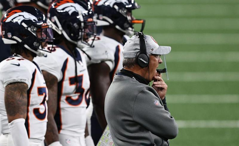 Vic Fangio, Adam Gase have buried the hatchet (even if it didn't need to be buried)