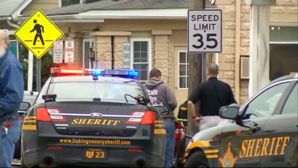 PHOTO: A shooting was reported in Kirkersville, Ohio, May 12, 2017. (WSYX)